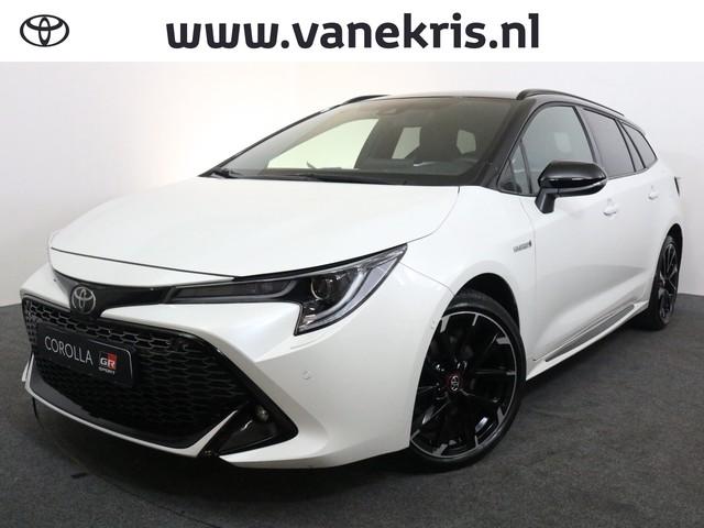 Toyota Corolla Touring Sports 2.0 Hybrid GR-Sport Plus Navi, Head up, 18 Inch Lm velgen