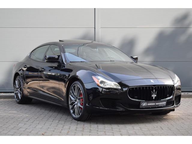Maserati Quattroporte 3.0 S Q4 | 410PK | Origineel NL | Schuifdak