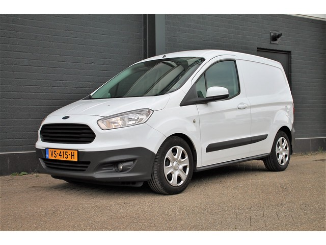 Ford Transit Courier 1.5 TDCI - Airco - Navi - Cruise - PDC - € 7.950,- Ex.