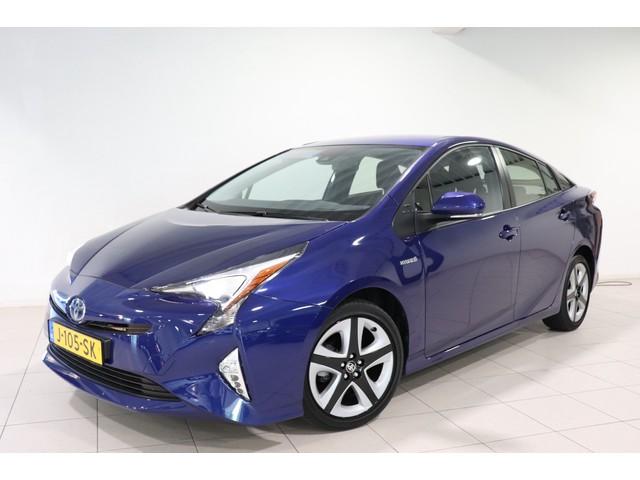 Toyota Prius 1.8 Dynamic, 1e eigenaar, NAVI, BSM, Dealer onderhouden