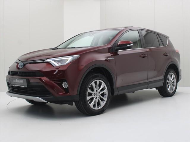 Toyota RAV4 2.5 VVT-i Hybrid 197PK CVT e-AWD Premium [ ADAPTIVE.CRUISE+SCHUIFDAK+XENON+360.CAMERA+LEDER ]