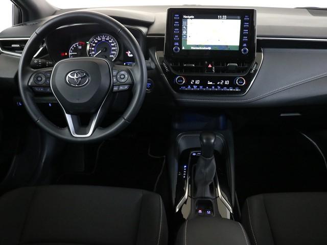 Toyota Corolla 1.8 Hybrid Active, Navigatie, 1e eigenaar, Apple carplay&Andriod auto