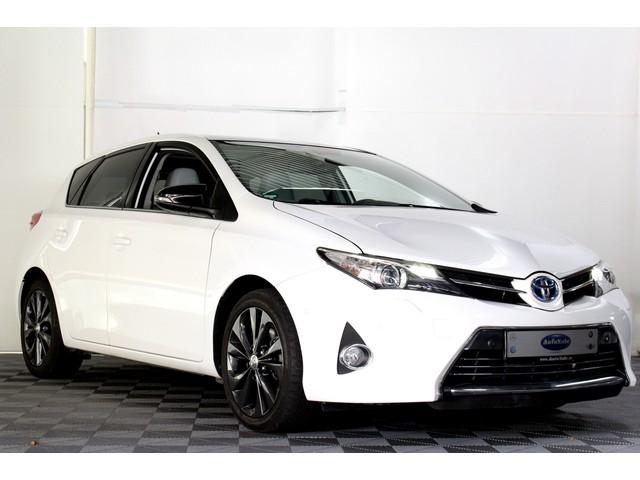 Toyota Auris 1.8 Hybrid Executive AUT PANO CAMERA NAVI BLUET. LEDER '14
