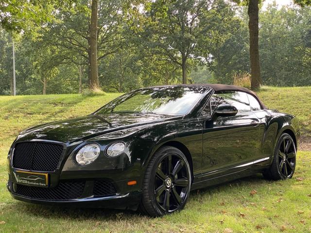 Bentley Continental GT 6.0 W12 GTC