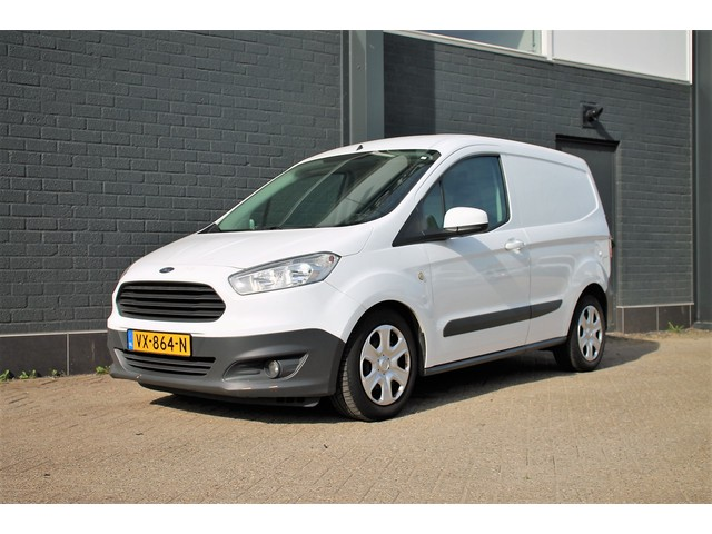 Ford Transit Courier 1.5 TDCI - Airco - Cruise - € 7.950,- Ex.