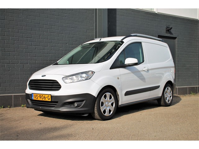 Ford Transit Courier 1.5 TDCI - Airco - Cruise - Trekhaak - € 6.900,- Ex.