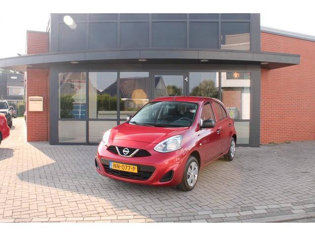 Nissan Micra 1.2 Visia Pack