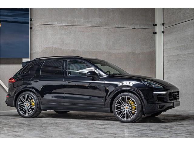 Porsche Cayenne 3.0 S E-Hybrid Sport Design Pano Trekhaak Camera