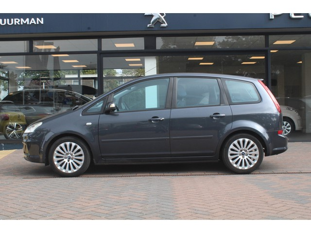 Ford C-MAX 1.8-16V Limited Parkeersensoren, Airco, Cruise control, Navigatie