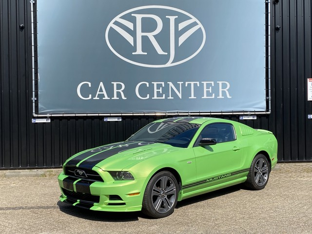 Ford USA Mustang 3.7 V6 TiVCT, Leer, 19