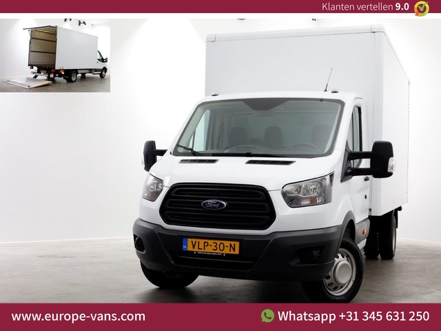 Ford Transit 2.0 TDCI 130pk E6 Bakwagen met laadklep 03-2019