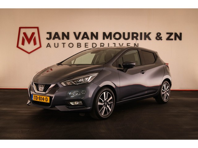 Nissan Micra 0.9 IG-T N-Connecta | CLIMA | CRUISE | DAB |  NAVIGATIE | CAMERA