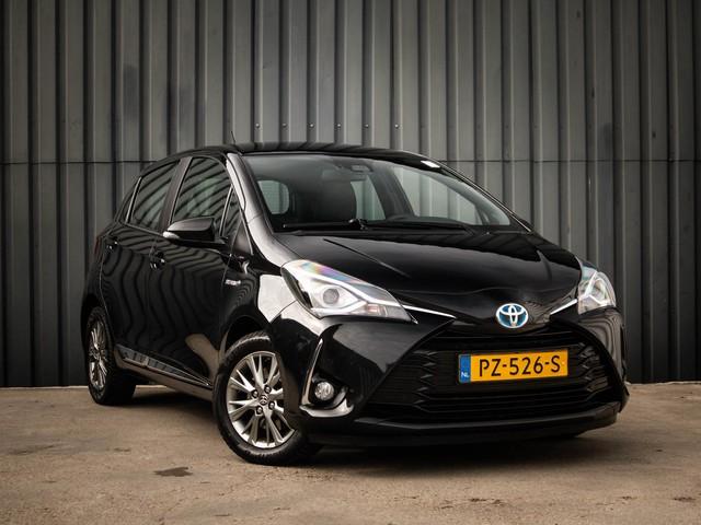 Toyota Yaris 1.5 Hybrid Executive, Automaat, 1-Ste-Eigenaar, Navigatie, Half-Leder, Cruise-Control, Key-Less, A-Camera, Dealer-Onderh., NL-Au
