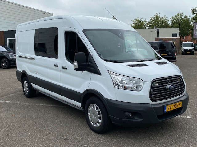 Ford Transit 350 2.2 TDCI L3H2 Trend | AIRCO | 3 PERS | TREKHAAK | SCHUIFDEUR 350 2.2 TDCI L3H2 Trend | AIRCO | 3 PERS | TREKHAAK | SCHUIFDEU