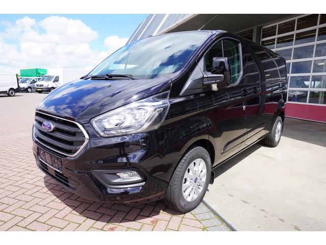 Ford Transit Custom 300L 2.0 TDCI 170pk L2H1 Limited Airco Navi Cruise Camera Schuifdeur L+R (Nr. 69)