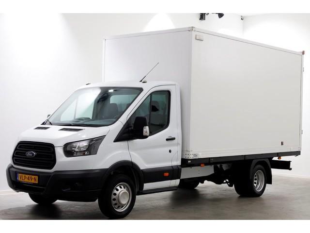 Ford Transit 350 2.0 TDCI 130pk E6 Bakwagen met achterdeuren 06-2018