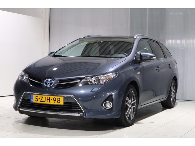 Toyota Auris Touring Sports 1.8 Hybrid Lease- Panorama - Navigatie - Stoelverw