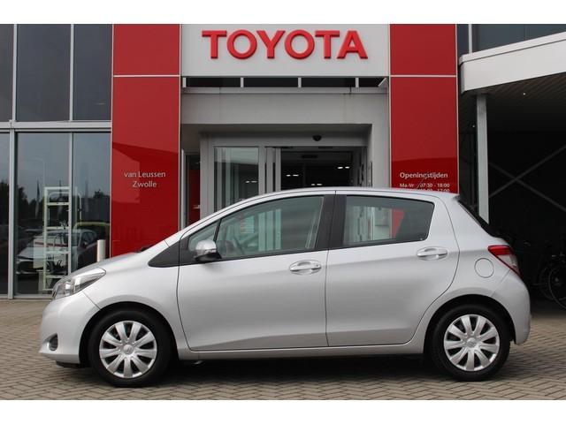 Toyota Yaris 1.4 D-4D Aspiration NAVI AIRCO TREKHAAK CRUISE CONTROL CAMERA BLUETOOTH