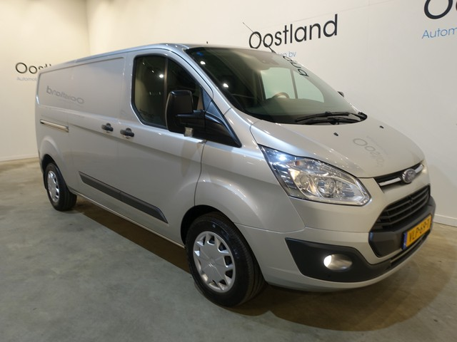 Ford Transit Custom 2.0 TDCI L2H1 Trend 130 PK Automaat Servicebus   Sortimo Inrichting   Airco   Cruise Control   Camera   Navigatie   3-Zits   81.