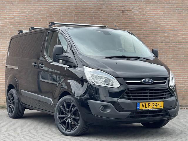 Ford Transit Custom 2.2TDCI 125PK Blackline   Standkachel   Airconditioning   Cruisecontrol