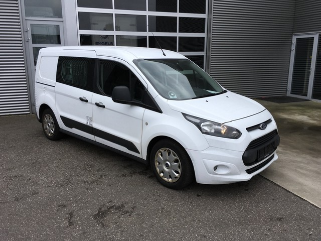 Ford Transit Connect 1.6 TDCI 100 pk L2 Trend 3 P Inrichting Omvormer Standkachel Stoelverw. Cruise Airco Bluetooth