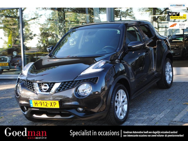 Nissan Juke 1.2 DIG-T S S N-Connecta NAVI CAMERA