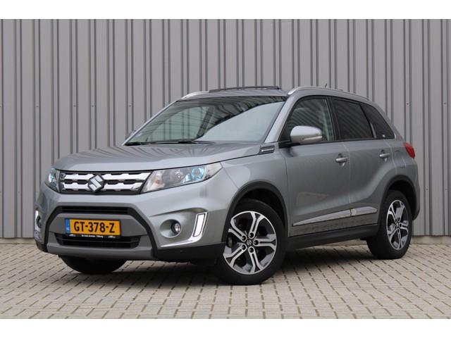 Suzuki Vitara 1.6 High Executive Aut [ panoramadak adap. cruise camera keyless afneembare trekhaak ] ORIG. NL