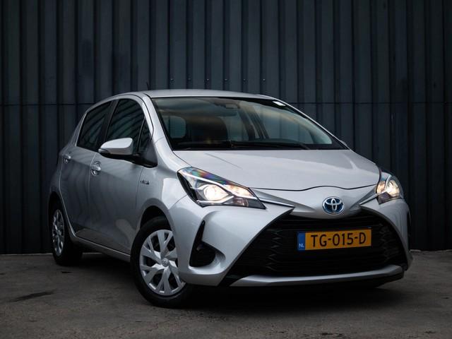 Toyota Yaris 1.5 Hybrid Active, 1-Ste-Eigenaar, Navigatie, Airco, Cruise-Control, A-Camera, Keyless-Entry, Climate-Control, NL-Auto