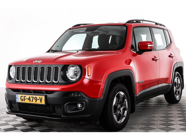 Jeep Renegade 1.4 MultiAir Longitude -A.S. ZONDAG OPEN!-