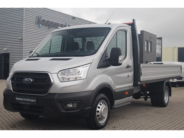 Ford Transit 350 2.0TDCI 170pk L4H1 Trend Pick-up | Airco | Cruise | Dubbellucht | Lease 541,- p m