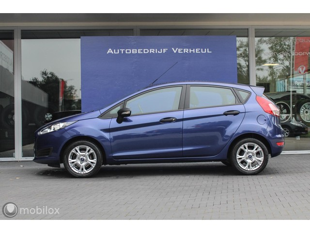 Ford Fiesta 1.25 Edition 5Drs Airco Boekjes