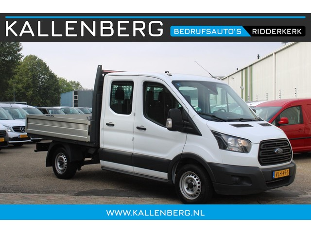 Ford Transit 310 2.0 TDCI DC Pick Up   7 Prs   Airco   Cruise