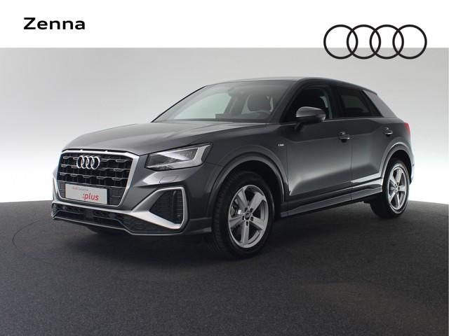 Audi Q2 35 TFSI 150pk S Edition | LED dagrijverlichting | Hill hold | Stoelverwarming | Parkeersensor achter | Cruise control | Apple ca