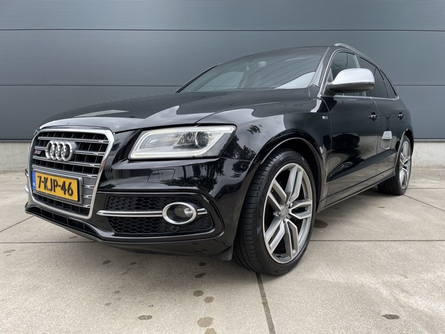Audi Q5 SQ5 3.0 TDI AUT QUATTRO 313PK FULL OPTIONS, PANORAMA, NL AUTO