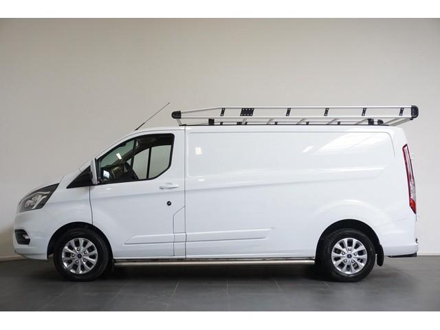 Ford Transit Custom 300 2.0 TDCI L2H1 Limited 130 pk Aut. Airco|Bluetooth|Navigatie|DAB+|PDC|Trekhaak