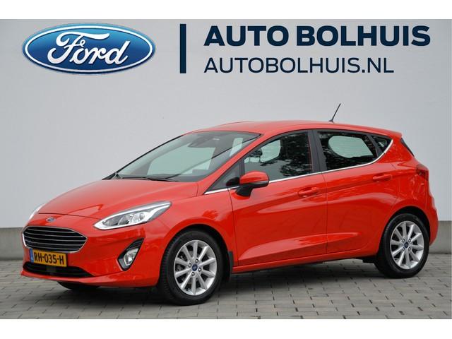 Ford Fiesta Titanium EcoBoost 100pk