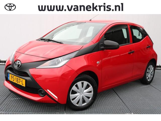 Toyota Aygo 1.0 VVT-i X-Fun, Airco, Bluetooth, 1ste Eigenaar