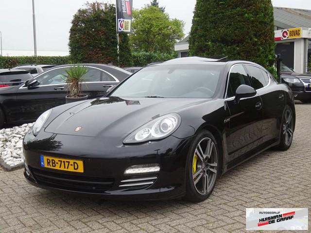 Porsche Panamera 4.8 V8 4S Sportchrono Schuifdak Sportuitlaat VOL