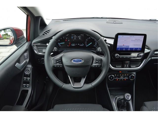 Ford Fiesta Titanium X EcoBoost 95pk