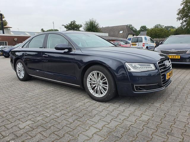 Audi A8 3.0 TDI quattro Pro Line+ AUT. *LED+LEDER+NAVI+SUNROOF+CAMERA+ECC+ADAP. CRUISE*