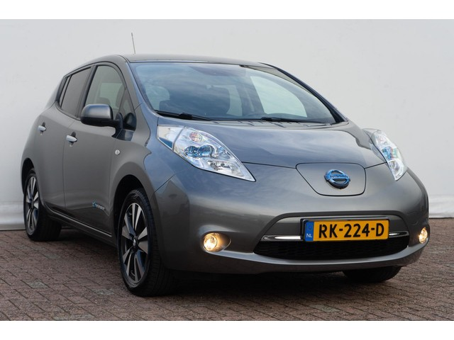 Nissan Leaf Business Edition 30 kWh Incl. BTW Leder + Navigatie + Bose + 4% Bijtelling