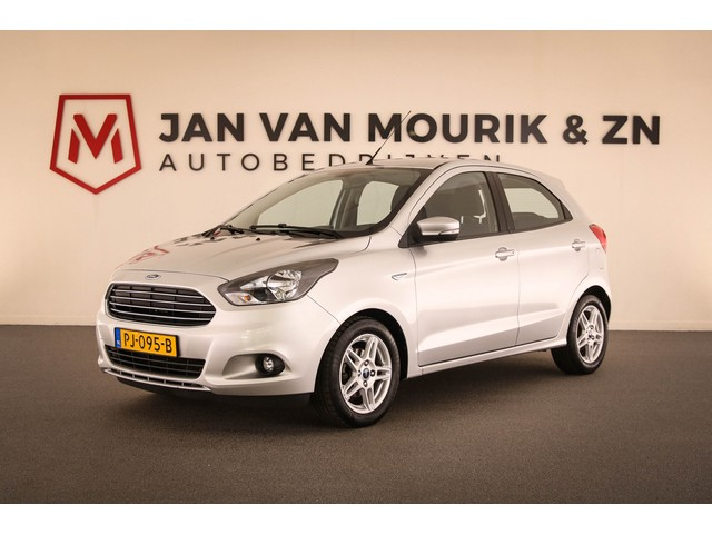 Ford Ka+ 1.2 Trend Ultimate   TECHNOLOGY PACK   AIRCO   BLUETOOTH   PDC   15