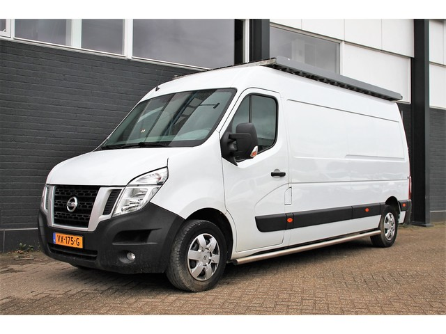 Nissan NV400 2.3 dCi 136PK L3H2 - AC Climate - Cruise - Camera - Imperiaal - €14.950,- Ex.