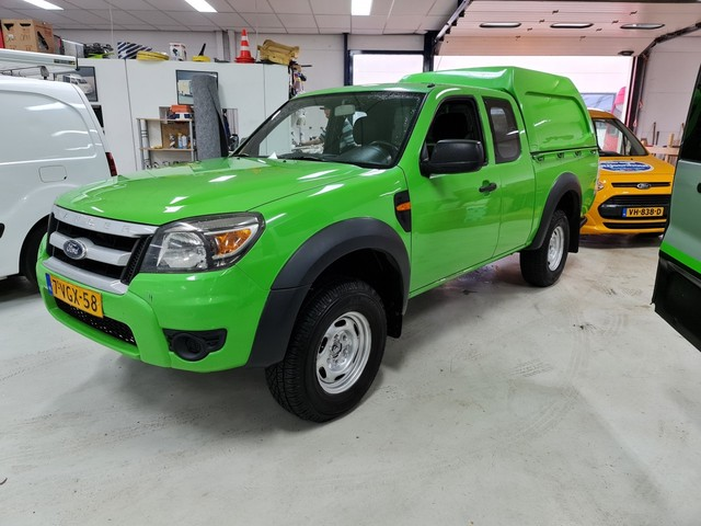 Ford Ranger 2.5 TDCI Ambiente SC