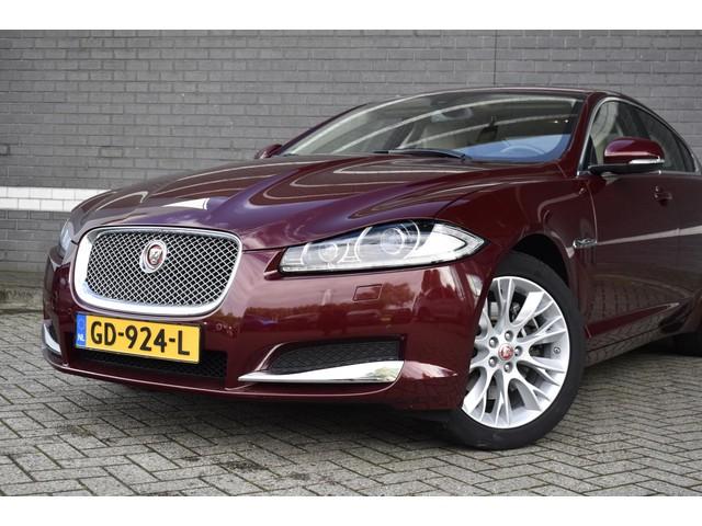 Jaguar XF 2.0 Prestige   Leder   Nieuwstaat   1e Eigenaar
