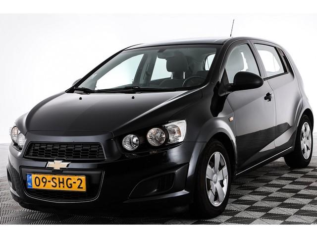 Chevrolet Aveo 1.2 LS 1e Eigenaar -A.S. ZONDAG OPEN!-