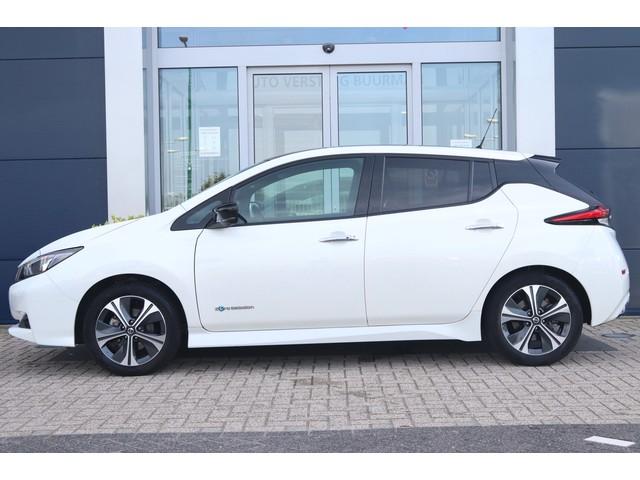 Nissan Leaf Tekna 40 kWh Camera, Stuurverwarming, Leder, Bose Audio, TwoTone