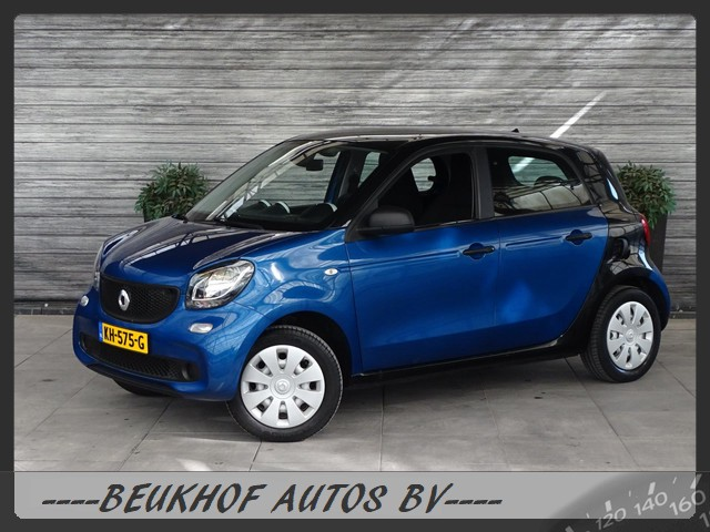 Smart Forfour 1.0 Pure 5dr Airco Cruise 34.000km N.a.p
