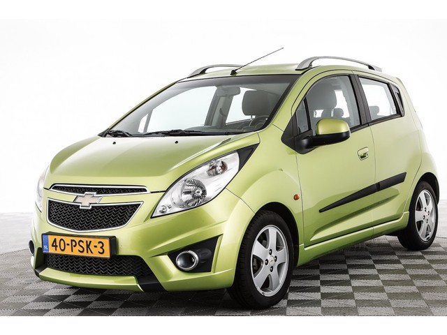Chevrolet Spark 1.2 16V LT | AIRCO-ECC | VELGEN | PDC -A.S. ZONDAG OPEN!-