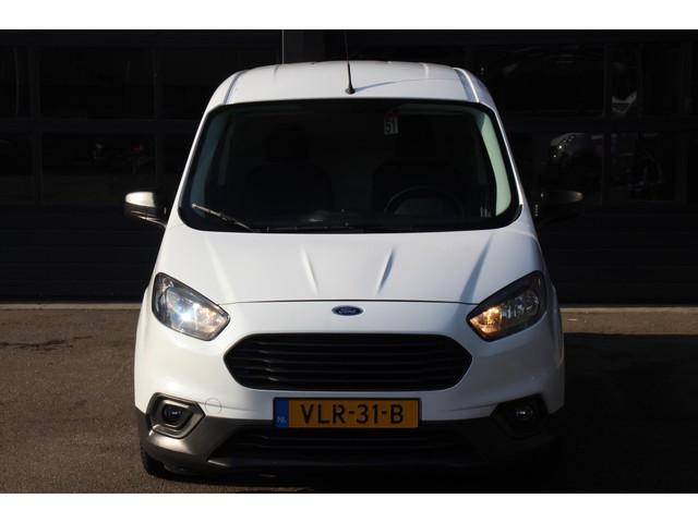 Ford Transit Courier 1.5 TDCI 75 pk Ambiente Airco, Slechts 37 dkm Bluetooth, Schuifdeur Rechts